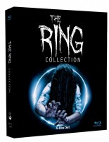 The Ring Collection - Limited Edition (Blu-ray)