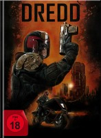 Dredd - 4K Ultra HD Blu-ray + Blu-ray / Mediabook / Cover A (4K Ultra HD)