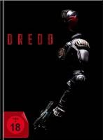 Dredd - 4K Ultra HD Blu-ray + Blu-ray / Mediabook / Cover B (4K Ultra HD)