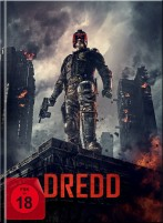 Dredd - 4K Ultra HD Blu-ray + Blu-ray / Mediabook / Cover C (4K Ultra HD)