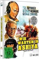 Wir warten in Ashiya - Mediabook inkl. Soundtrack (DVD)