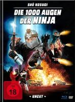 Die 1000 Augen der Ninja - Mediabook (Blu-ray)