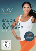 Barbara Becker präsentiert das Bauch, Beine, Po-Bootcamp Miami/New York (DVD)