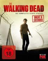 The Walking Dead - Staffel 04 / Uncut & Extended (Blu-ray)