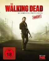 The Walking Dead - Staffel 05 / Uncut (Blu-ray)