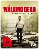 The Walking Dead - Staffel 06 / Uncut / Steelbook (Blu-ray)