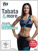 Fit for Fun - Tabata & more: Die große Bikini-Challenge (DVD)