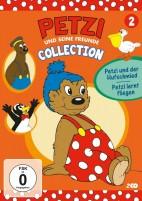 Petzi Collection - Petzi und der Hufschmied & Petzi lernt fliegen (DVD)