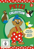 Petzi Collection - Petzi als Bergsteiger & Petzi als Skiläufer (DVD)