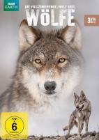 Die faszinierende Welt der Wölfe (DVD)