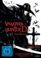 Vampire Hunter D: Bloodlust - Limited Mediabook (Blu-ray)