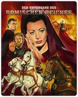 Der Untergang des Römischen Reiches - Novobox Klassiker Edition (Blu-ray)