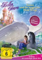 Emma Roland und ihr magisches Pferd Wings - Ein Abenteuer aus der Welt von Bella Sara - Limitierte Edition mit Glitzer-Tattoos (DVD)
