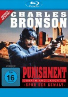Punishment - Spur der Gewalt (Blu-ray)