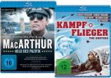MacArthur - Held des Pazifik & Kampfflieger (Blu-ray)
