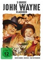 3 grosse John-Wayne-Klassiker (DVD)