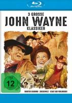 3 grosse John-Wayne-Klassiker (Blu-ray)