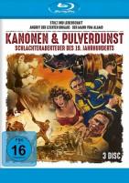 Kanonen & Pulverdunst - Schlachtenabenteuer des 19. Jahrhunderts (Blu-ray)