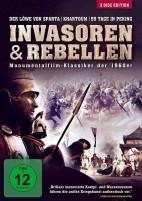 Invasoren & Rebellen - Monumentalfilm-Klassiker der 1960er (DVD)