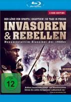 Invasoren & Rebellen - Monumentalfilm-Klassiker der 1960er (Blu-ray)