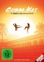 Cobra Kai - Staffel 01 (DVD)