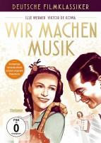 Wir machen Musik - Deutsche Filmklassiker (DVD)