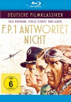 F.P. 1 antwortet nicht - Deutsche Filmklassiker (Blu-ray)