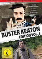 Buster Keaton Edition - In Farbe / Vol. 1 (DVD)