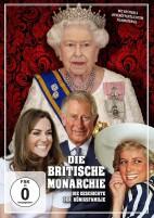 Die britische Monarchie - Die Geschichte der Königsfamilie (DVD)
