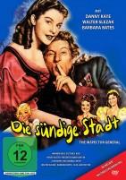 Die sündige Stadt (DVD)