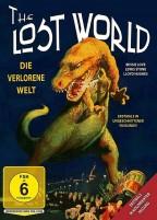 The Lost World - Die verlorene Welt - Kolorierte Fassung (DVD)