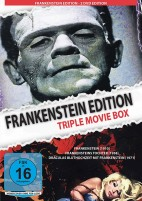 Frankenstein Edition - Triple Movie Box (DVD)