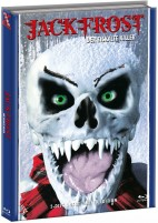 Jack Frost - Der Eiskalte Killer - Limited Uncut Edition / Cover A (Blu-ray)