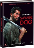 Savage Dog - Limited Collector's Edition / Cover C (Blu-ray)
