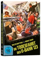 Stoppt die Todesfahrt der U-Bahn 1-2-3 - Limited Collector's Edition / Cover A (Blu-ray)