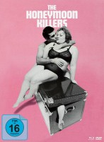 The Honeymoon Killers - Limited Edition Mediabook / Cover A (Blu-ray)
