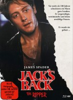 Jack's Back - The Ripper - Mediabook / Cover A (Blu-ray)