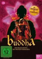 Buddha - Die Erleuchtung des Prinzen Siddharta - Box 1 / Folge 1-11 (DVD)