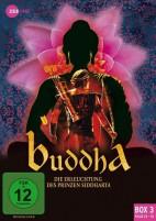 Buddha - Die Erleuchtung des Prinzen Siddharta - Box 3 / Folge 23-33 (DVD)
