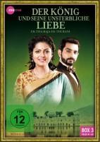 Der König und seine unsterbliche Liebe - Box 3 / Folge 41-60 (DVD)
