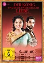 Der König und seine unsterbliche Liebe - Box 5 / Folge 81-100 (DVD)