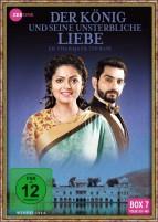 Der König und seine unsterbliche Liebe - Box 7 / Folge 121-140 (DVD)