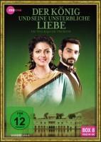 Der König und seine unsterbliche Liebe - Box 8 / Folge 141-160 (DVD)