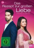 Das Rezept zur großen Liebe - Zindagi ki Mehak - Box 2 / Folge 21-40 (DVD)