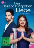 Das Rezept zur großen Liebe - Zindagi ki Mehak - Box 3 / Folge 41-60 (DVD)