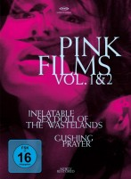 Pink Films Vol. 1 & 2: Inflatable Sex Doll of the Wastelands & Gushing Prayer - Special Edition (Blu-ray)