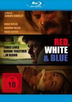 Red, White & Blue - Störkanal (Blu-ray)