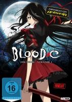 Blood-C - The Series / Part 1 / Vol. 01-03 (DVD)