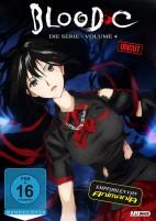 Blood-C - The Series / Part 4 / Vol. 10-12 (DVD)