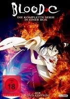 Blood-C - Die komplette Serie (DVD)